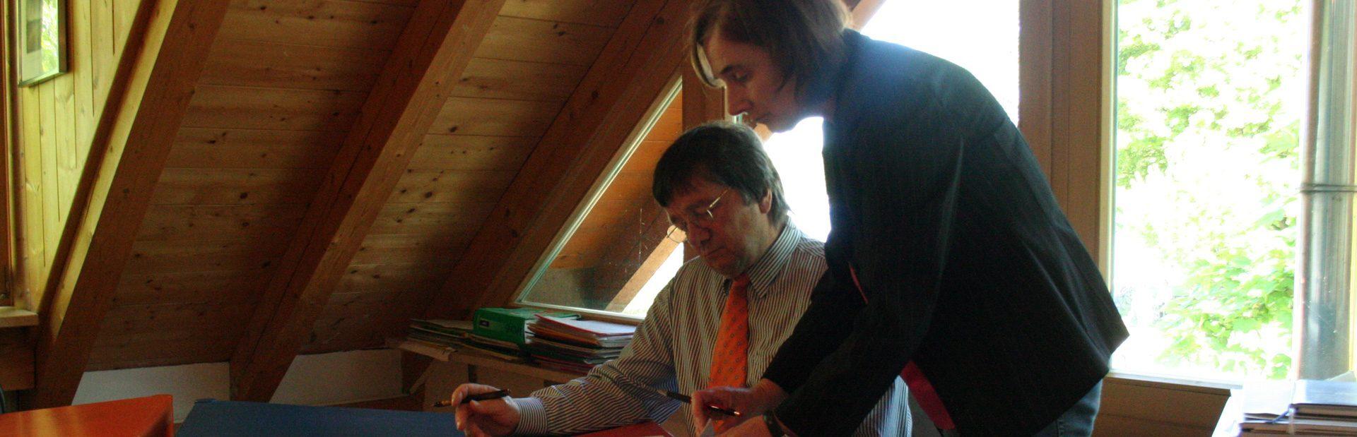 DESK Sprachkurse in München und Herrsching, Einstufung, Deutschkurse, Englischkurse